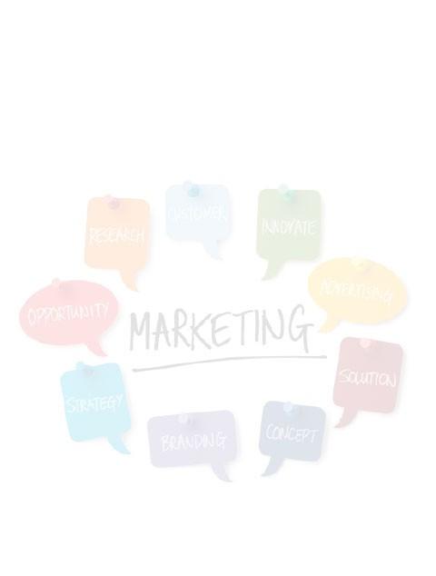 """Som la solució més intel•ligent per a aquelles empreses que volen """"fer marketing"""", però no poden disposar d'un departament de marketing de qualitat a temps complet."""